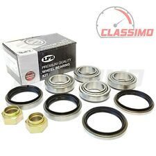 Front Wheel Bearing Kit Pair for SEAT LEON MK 1 + TOLEDO MK 2 - 1999 to 2006