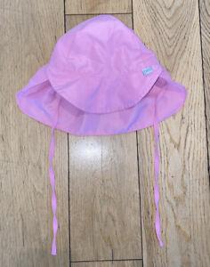 IPlay Pink Brimmed UPF 50+ Sun Hat - Size 6 - 18 Months