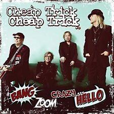 Bang Zoom Crazy Hello 12 Inch Analog Cheap Trick LP Record