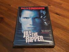 Jill The Ripper (DVD 2000, Widescreen) Dolph Lundgren. Brand New Factory Sealed