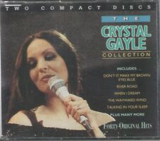 "CRYSTAL GAYLE ""THE CRYSTAL GAYLE COLLECTION"""
