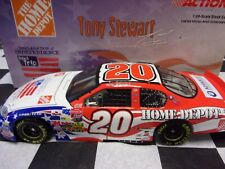 Tony Stewart #20 Home Depot Independence Day 2003 Monte Carlo 1:24 Bank