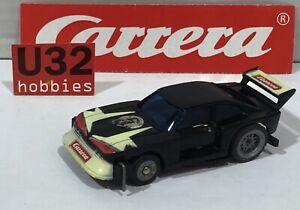 Carrera servo 160 68422 Ford Capri 2 GR.5 #5 Black White Lights