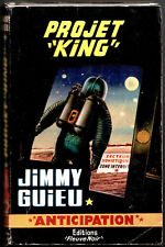 ANTICIPATION n°231 ¤ JIMMY GUIEU ¤ PROJET KING ¤ EO 1963 fleuve noir