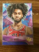 2019-20 Court Kings Coby White Rookie Level 1 #76 CHICAGO BULLS