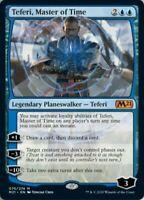 MTG Teferi, Master of Time 075/274 Core Set 2021 MYTHIC RARE NM/M SKU#337