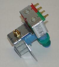 Whirlpool Sears Kenmore Refrigerator Dual Solenoid Ice Maker Water Valve