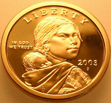 2003 S $1 Sacagawea Native American - Proof