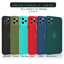 Breathable Soft Case Cover for Apple iPhone XR 11 Pro Max X XS 7 8 Plus SE 2020
