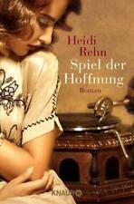 Spiel der Hoffnung von Heidi Rehn (2016, Taschenbuch)