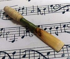 Baroque Oboe Reed (One-piece Staple)