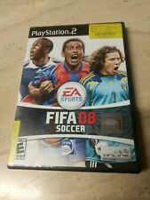FIFA Soccer 08 PlayStation 2 PS2