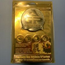 Datel Advance Game Port, GameCube/GBA-SP NEW SEALED IN BOX. INSURED. Ships FREE