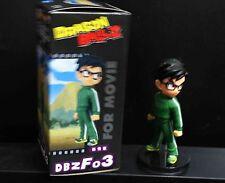 "BP DragonBall Z BZD MOVIE F GOHAN FIGURE 3"" NEW W BOX #LG5"
