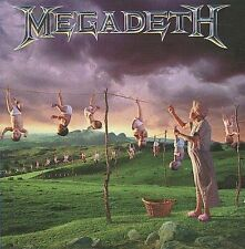 Youthanasia [Bonus Tracks] by Megadeth (CD, Jan-2008, EMI)
