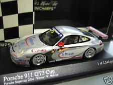 Porsche 911 996 gt3 Infineon Cup Henzler 2004 Minichamps 1:43