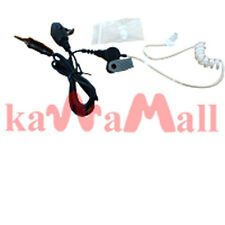 Acoustic tube earpiece mic Yaesu Vertex VX-7R VX-6R NEW