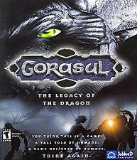 new Gorasul Legacy of the Dragon PC WIN 98 2000 Big Box CD-ROM RPG ROLE PLAYING