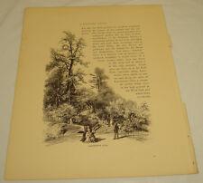 1797 PA MAP Darby Lansdowne Aldan Morton Manor Blue Bell Bridgeville SURNAMES XL