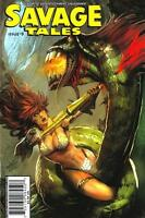 Savage Tales #5 Cover B Comic Book - Dynamite