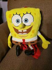 Vintage Spongebob plush backpack