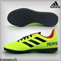 ⚽ SALE Adidas Predator 18.4 Football Trainers Boots Size UK 10 5 5.5 Girls Boys