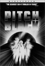 Pitch Black (Dvd, 2000, Rated Version) New