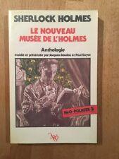 Le nouveau musée de l'Holmes - Anthologie - Editions Néo - 1989 - TBE/NEUF