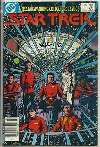 DC COMICS STAR TREK #1! 1987! VF-NM!