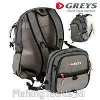 Greys Chest Pack / Back Pack - Multi Use Convertible Fishing Tackle Bag Luggage