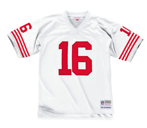 Mitchell And Ness Legacy Jersey T-Shirt San Francisco 49ers Joe Montana #16