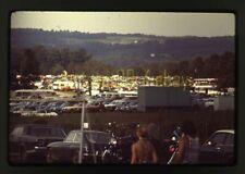 1973 Can-Am Mid-Ohio - Parking Lot - Vintage 35mm Race Slide