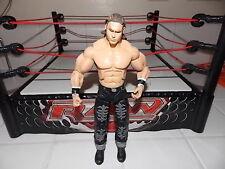 """JOHN MORRISON 2005 JAKKS DELUXE JOHNNY NITRO WRESTLING FIGURE RARE WWE WWF 7"""" NR"""
