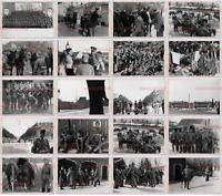 168 Stücke Altes Foto Zweiter Weltkrieg Deutschland Heer Soldat Panzer Armee pB