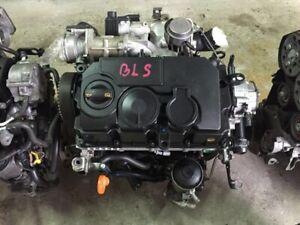 Moteur VW 1.9 TDI type BLS