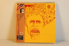 PATTO ~ PATTO S/T ~ JAPAN MINI LP CD ~ VERY RARE,AUTHENTIC,OOP