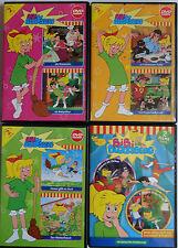 Bibi Blocksberg - 4 DVD 8 Filme 235 Min. Mamis Geburtstag Babysitter Prinzessin