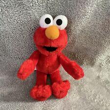 """Sesame Street Workshop 9"""" Elmo Monster Red Plush Stuffed Animal"""