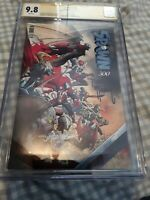 Spawn #300 CGC 9.8 NM/MT Signed By Todd McFarlane Variant Cover H