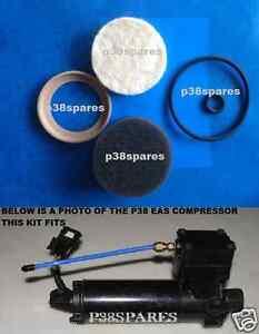 Range Rover P38 Air Suspension EAS Compressor Pump Seal Kit.