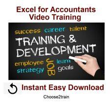 Learning Excel per contabili esercitazione video Formazione