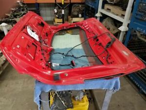 Ford Focus OEM Rear Liftgate Hatch Red SE 2012-2014 23816