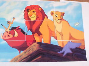 1994 THE LION KING SERIES 2 BASE 80 CARD SET! DISNEY! SIMBA! CARTOON!