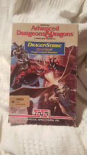 RARE: AD&D: DragonStrike by  Commodore Amiga GREAT - COMPLETE!!! @_@ @_@ @_@ @_@