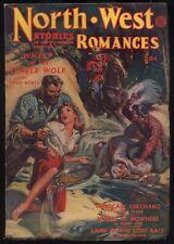 North West Romances - Fall, 1940 - Pulp Magazine - High Grade FN-