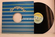 "I Like It (Corn Flakes) / The Extra T's - Sunny View  Records  LP 12"" (VG)"