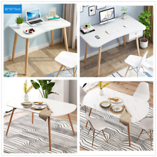 Modern Computer Desk Home Office Dressing Table Study Writing Desk  Dining table