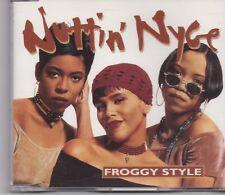 Nuttin Nyce-Froggy Style cd maxi single