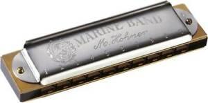 Hohner Concert Marine Band M189653 Octave Key of C