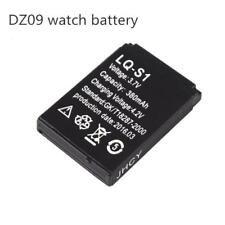 New 380mAh 3.7V Replacement Li-ion Polymer Battery For Smart Watch DZ09 Battery